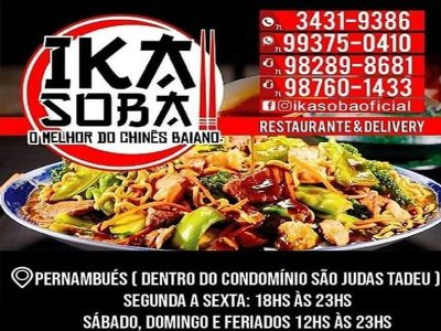 Restaurante Ikasoba