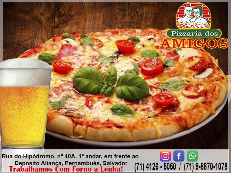 Pizzaria Dos Amigos Oficial