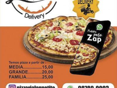 Pizzaria L'appetito ( Pizza artesanal)