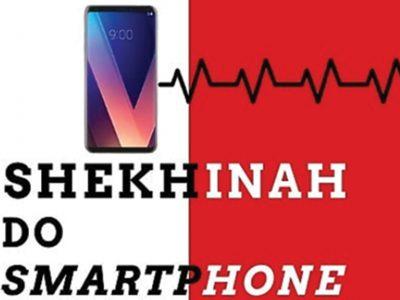 SHEKHINAH DO SMARTPHONE