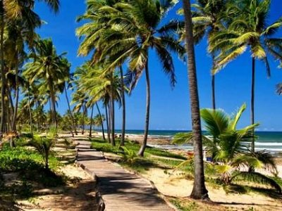 Praia do Flamengo (Salvador -BA)